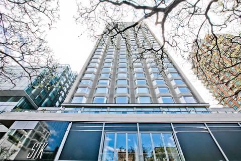 Apartment for rent at 155 Yorkville Ave Unit 1717 Toronto Ontario - MLS: C4651177