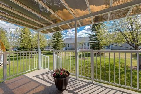 Townhouse for sale at 1717 Riverside Dr Northwest High River Alberta - MLS: C4245607
