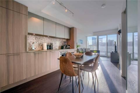 Apartment for rent at 85 Wood St Unit 1718 Toronto Ontario - MLS: C4673413