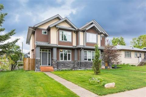 Townhouse for sale at 1719 20 Ave Northwest Calgary Alberta - MLS: C4241365