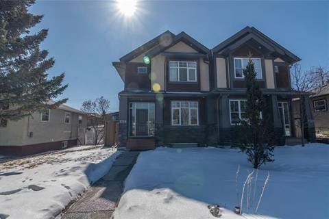 Townhouse for sale at 1719 20 Ave Northwest Calgary Alberta - MLS: C4291977