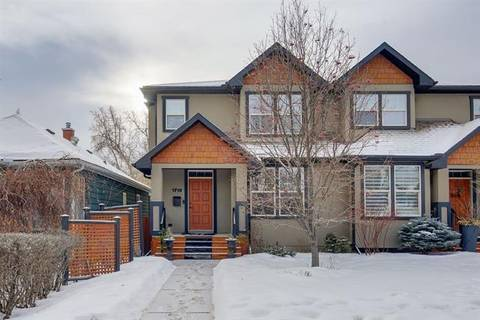 Townhouse for sale at 1719 32 Ave Southwest Calgary Alberta - MLS: C4280994