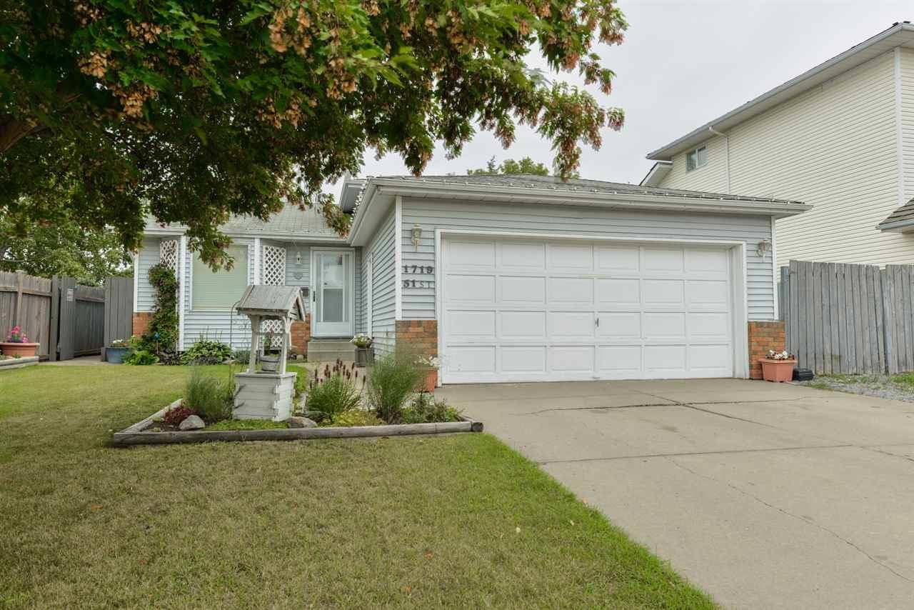 House for sale at 1719 51 St Nw Edmonton Alberta - MLS: E4172920