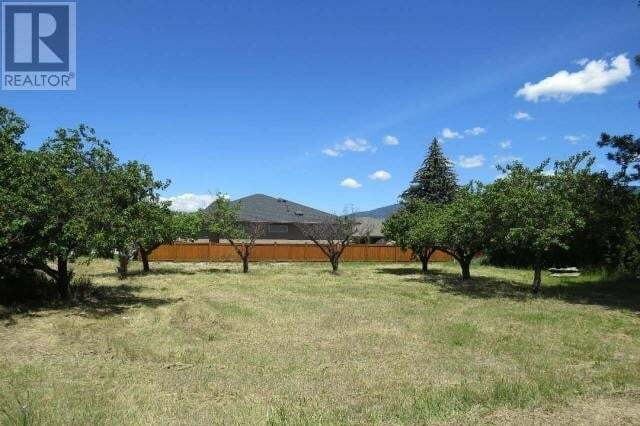 Home for sale at 1719 Britton Rd Summerland British Columbia - MLS: 184330