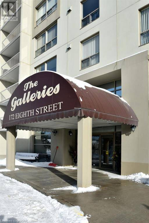 Condo for sale at 301 Eighth St Unit 172 Collingwood Ontario - MLS: 256832