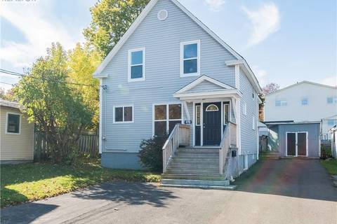 Townhouse for sale at 172 A, B,c North St Moncton New Brunswick - MLS: M120426