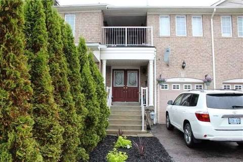 Townhouse for rent at 172 Angier Cres Ajax Ontario - MLS: E4456223