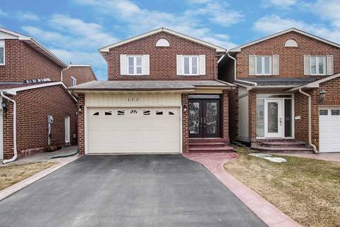 House for sale at 172 Bob O'link Ave Vaughan Ontario - MLS: N4407612