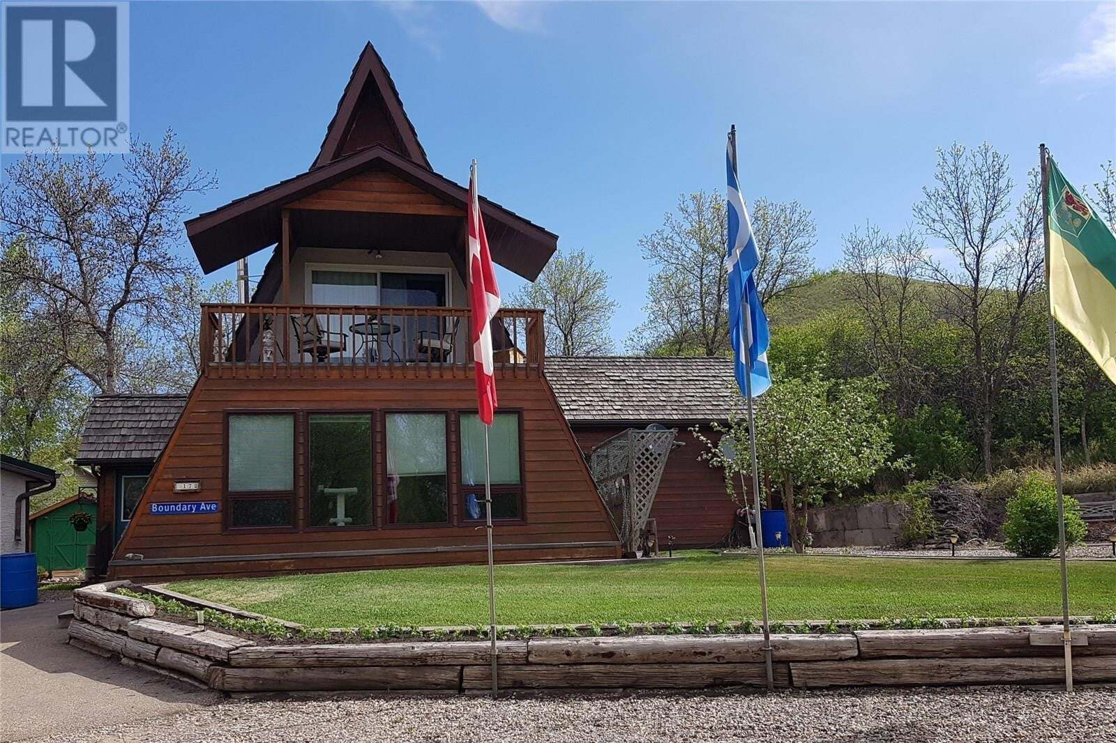 House for sale at 172 Boundary Ave Katepwa Beach Saskatchewan - MLS: SK809929