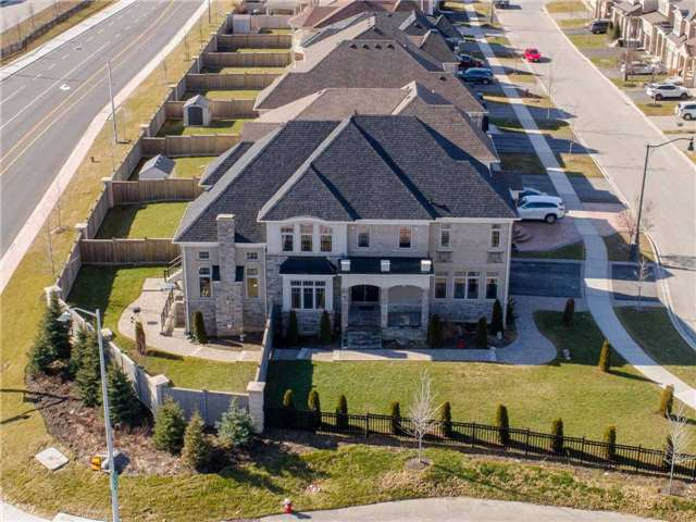 For Sale: 172 Coastline Drive, Brampton, ON | 4 Bed, 5 Bath House for $1,369,900. See 20 photos!