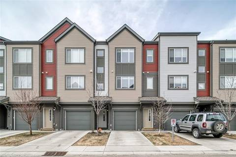 Townhouse for sale at 172 Copperpond Villa(s) Southeast Calgary Alberta - MLS: C4295457