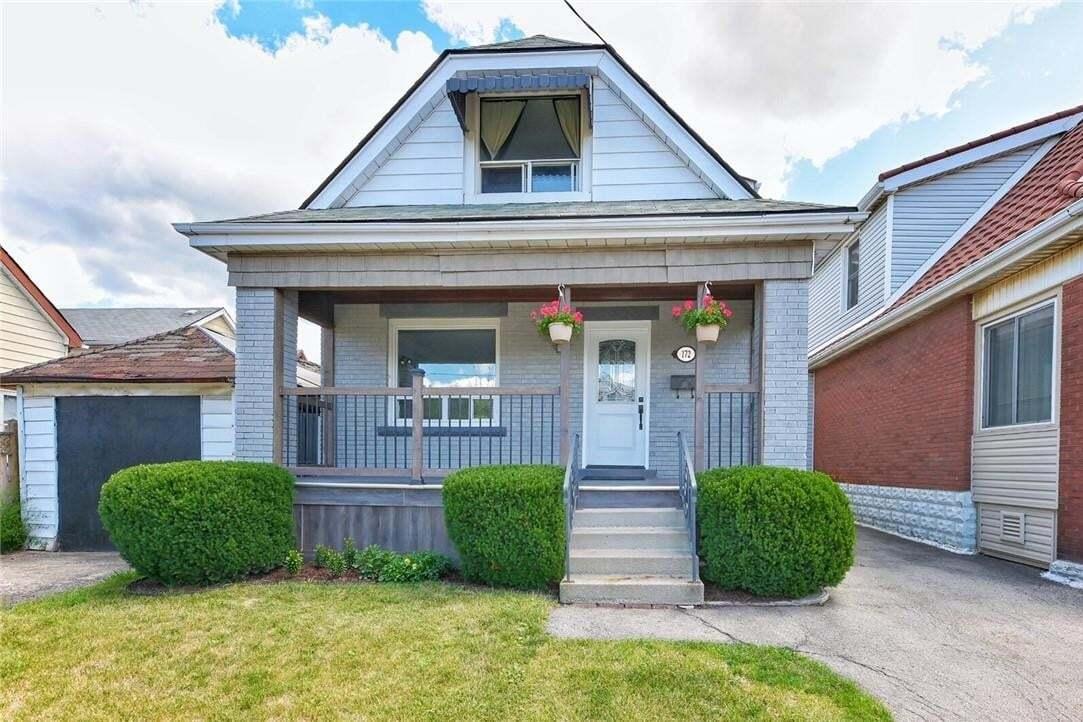 House for sale at 172 Crosthwaite Ave N Hamilton Ontario - MLS: H4085112