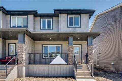 Townhouse for sale at 172 Evanston Hill(s) Northwest Calgary Alberta - MLS: C4302343