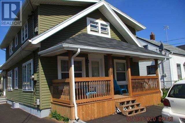 Townhouse for sale at 172 Granville St Summerside Prince Edward Island - MLS: 202015288