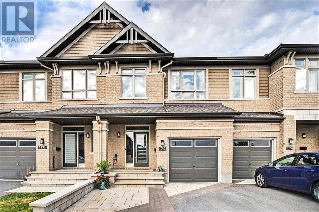 Townhouse for rent at 172 Hawkeswood St Ottawa Ontario - MLS: 1172401