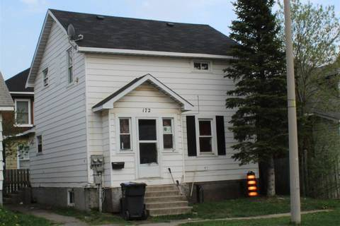 Townhouse for sale at 172 Hudson St Sault Ste. Marie Ontario - MLS: SM125506