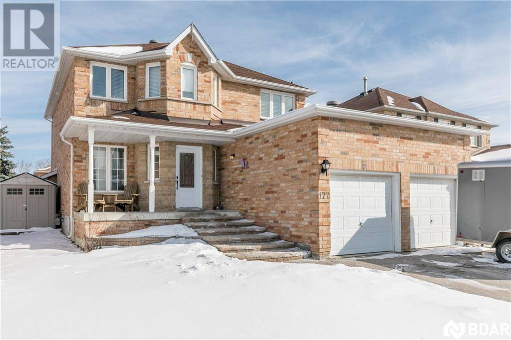 House for sale at 172 Hurst Dr Barrie Ontario - MLS: 30791770
