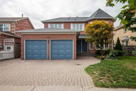 House for sale at 172 Manhattan Dr Markham Ontario - MLS: N4608503