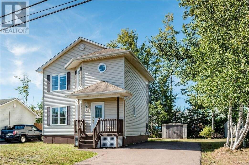 House for sale at 172 Rennick  Moncton New Brunswick - MLS: M130717