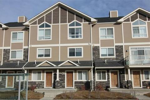 Townhouse for sale at 172 Skyview Ranch Rd Northeast Calgary Alberta - MLS: C4224722