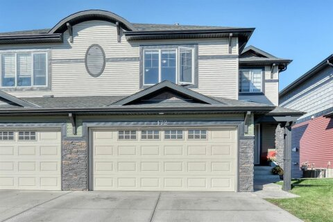 Townhouse for sale at 172 Springmere Gr Chestermere Alberta - MLS: A1030955