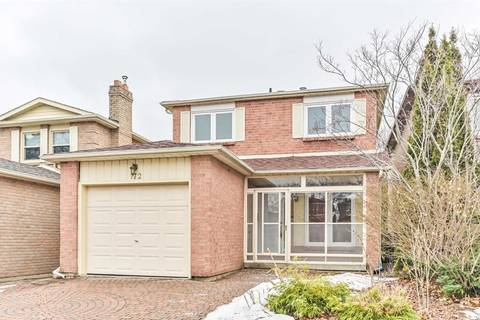 House for sale at 172 Stephenson Cres Richmond Hill Ontario - MLS: N4690993