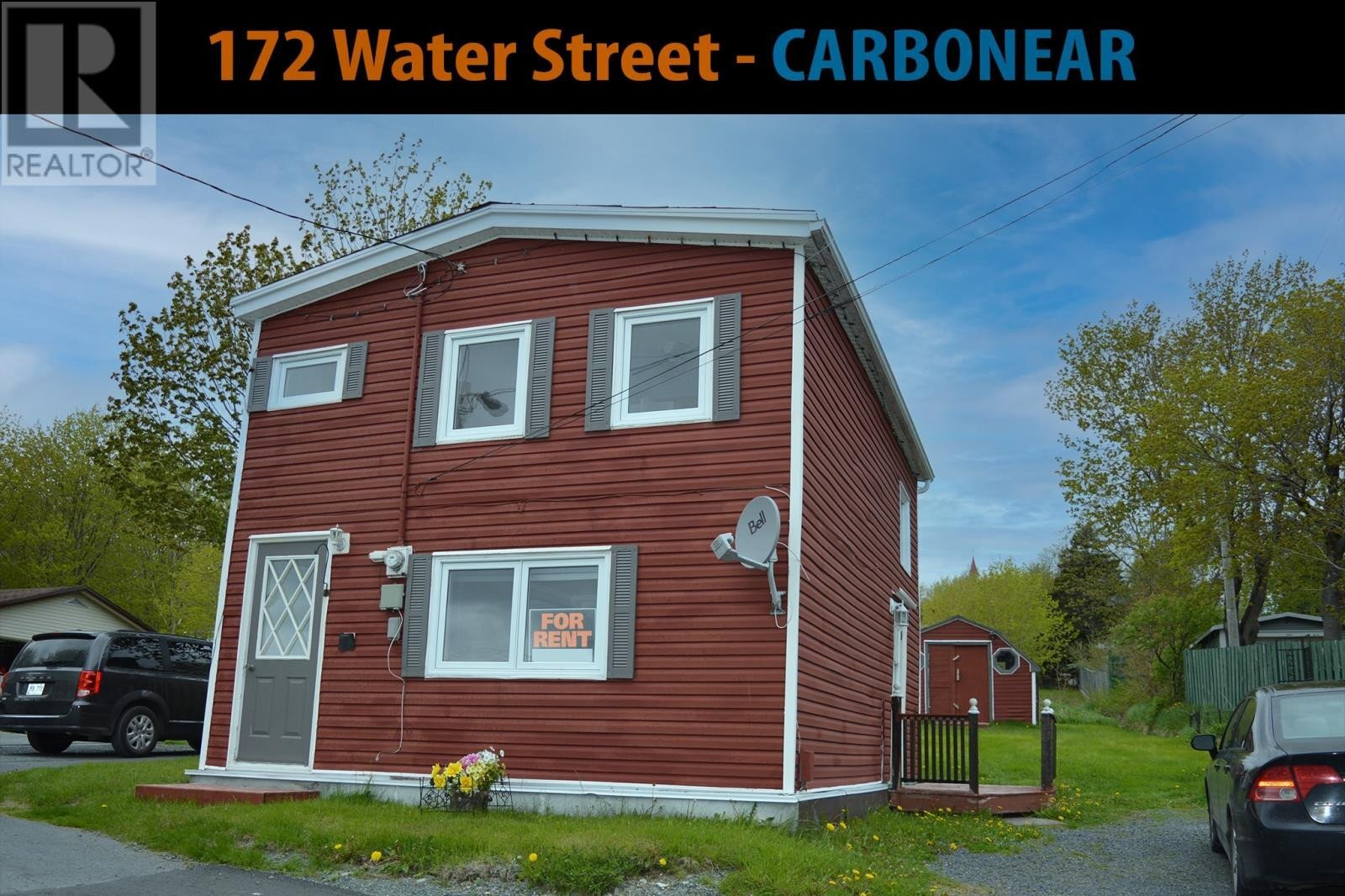 House for sale at 172 Water St Carbonear Newfoundland - MLS: 1223930