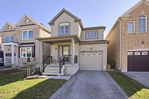House for sale at 172 Webb St Bradford West Gwillimbury Ontario - MLS: N4736459