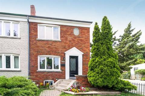 Townhouse for sale at 172 Woodycrest Ave Toronto Ontario - MLS: E4539280