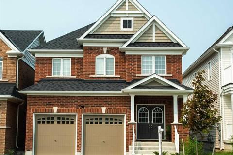 House for sale at 1720 Douglas Langtree Dr Oshawa Ontario - MLS: E4474372
