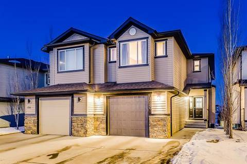 Townhouse for sale at 1720 Luxstone Dr Southwest Airdrie Alberta - MLS: C4287669