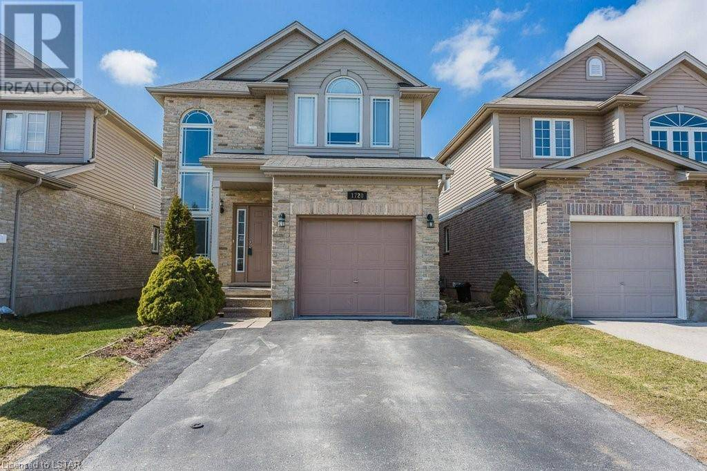 House for sale at 1720 Mickleborough Dr London Ontario - MLS: 252920