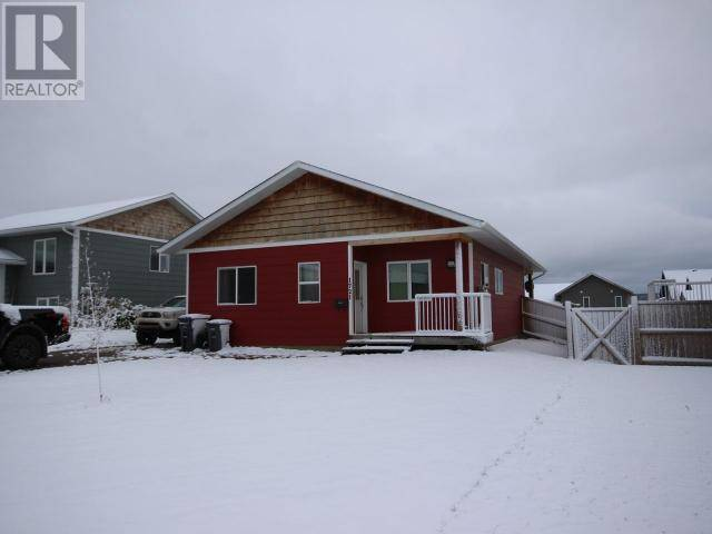 House for sale at 1721 85 Ave Dawson Creek British Columbia - MLS: 180953