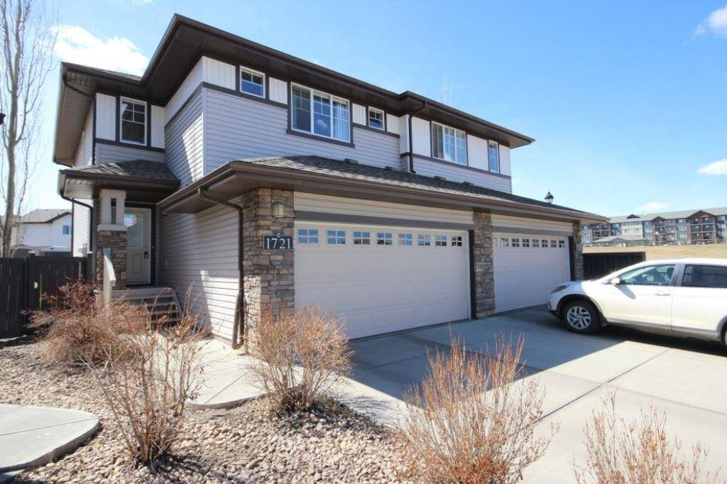Townhouse for sale at 1721 Cunningham Wy Sw Edmonton Alberta - MLS: E4192825