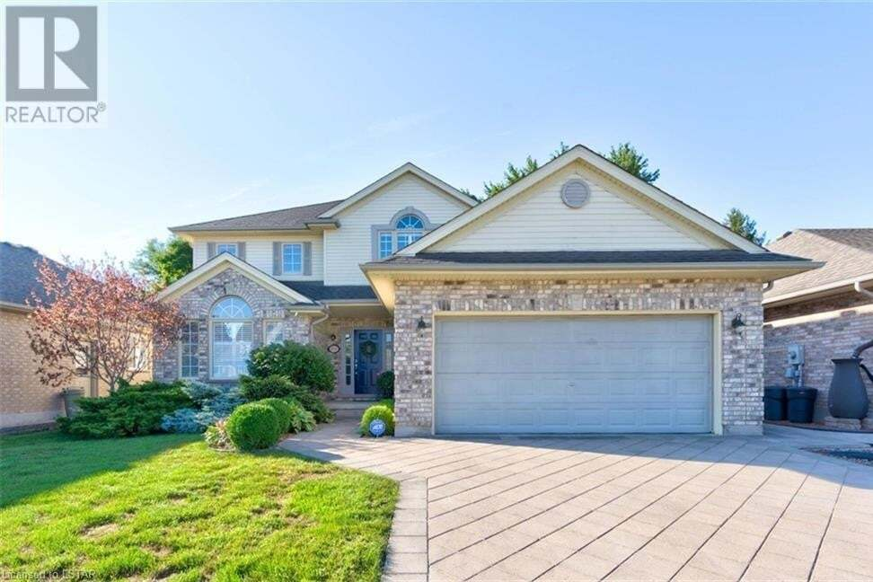 House for sale at 1721 Milestone Rd London Ontario - MLS: 279800