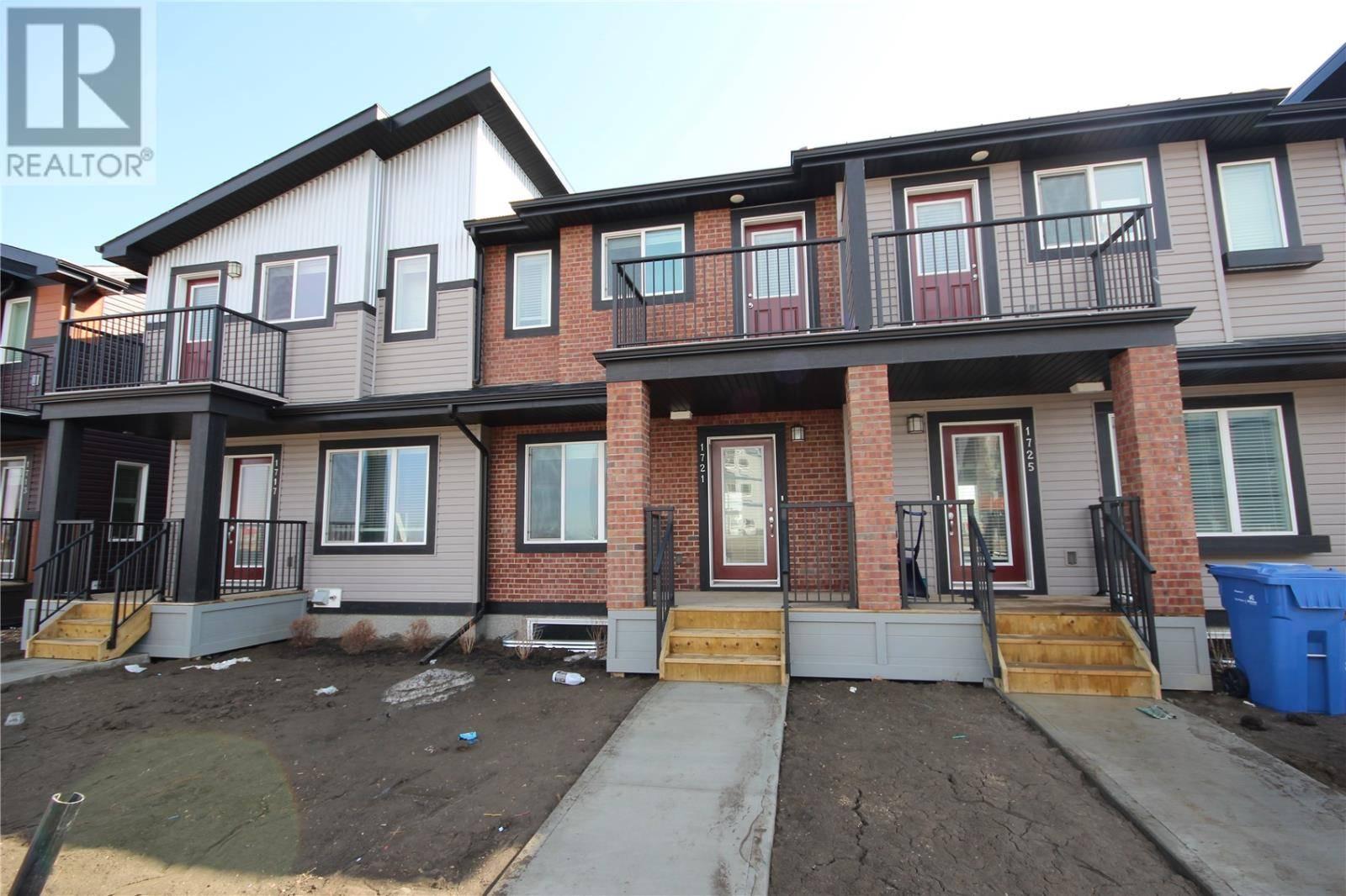 Townhouse for sale at 1721 Red Spring St Regina Saskatchewan - MLS: SK763605