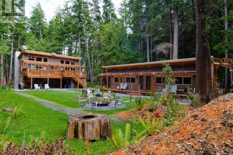 House for sale at 1721 Vancouver Blvd Savary Island British Columbia - MLS: 14108