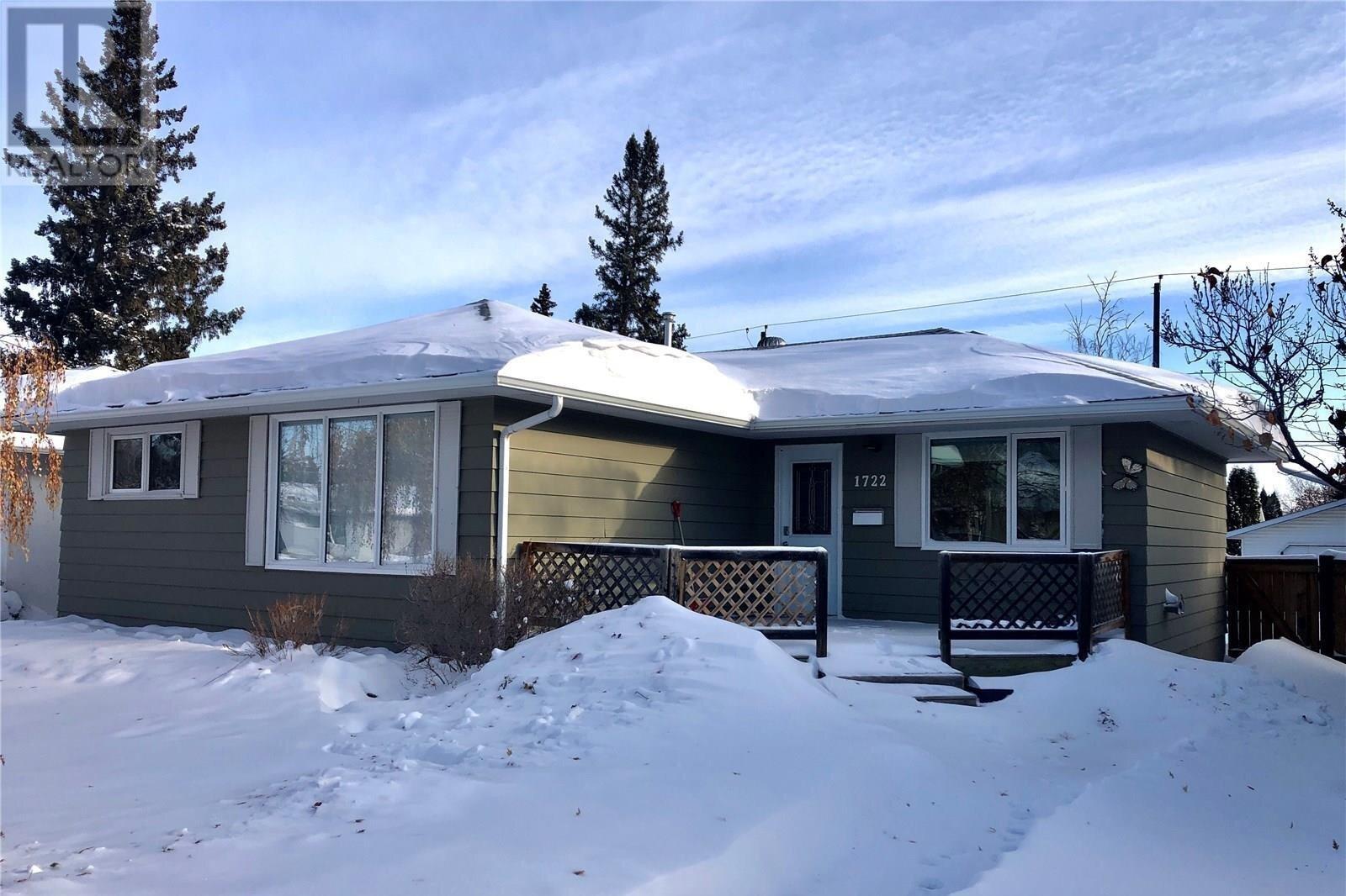 House for sale at 1722 92nd St North Battleford Saskatchewan - MLS: SK833614