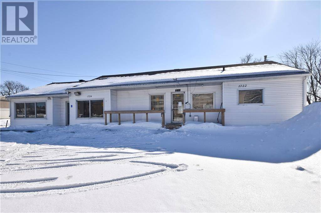 Commercial property for lease at 1722 Montreal Rd Ottawa Ontario - MLS: 1172143
