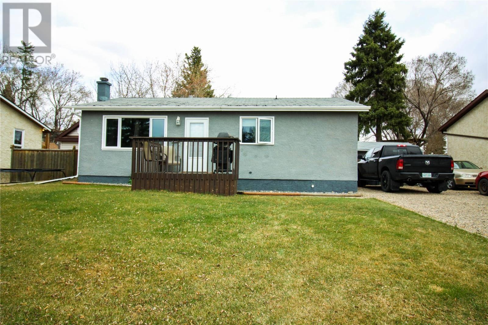 House for sale at 1722 Trudeau St North Battleford Saskatchewan - MLS: SK768803