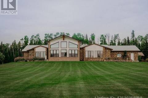 House for sale at 17220 748 Hy Edson Rural Alberta - MLS: 47636