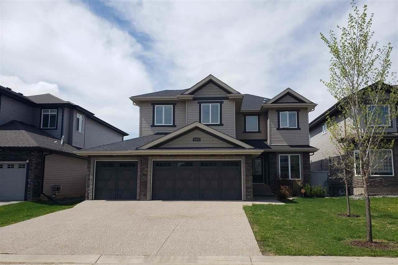 House for sale at 1723 Adamson Cr SW Edmonton Alberta - MLS: E4190866