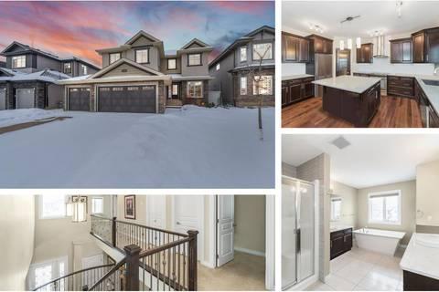 House for sale at 1723 Adamson Cres Sw Edmonton Alberta - MLS: E4142739