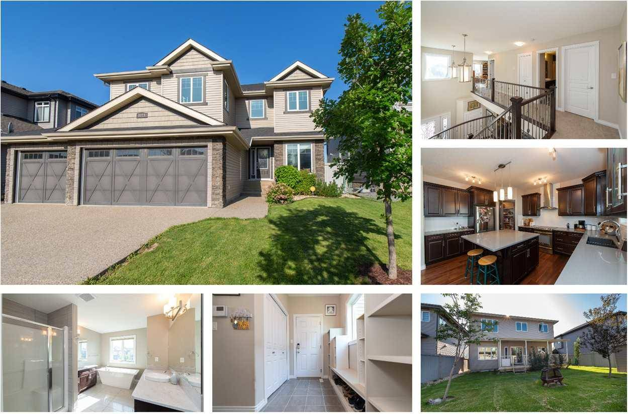 House for sale at 1723 Adamson Cres Sw Edmonton Alberta - MLS: E4171760