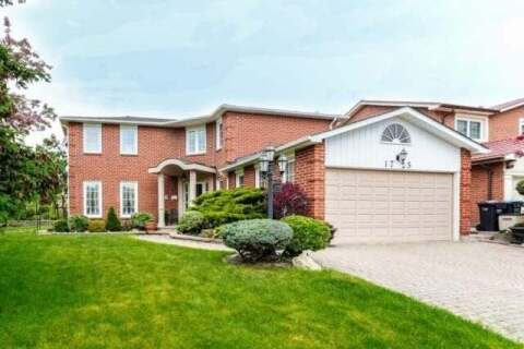 House for sale at 1723 Bough Beeches Blvd Mississauga Ontario - MLS: W4821251
