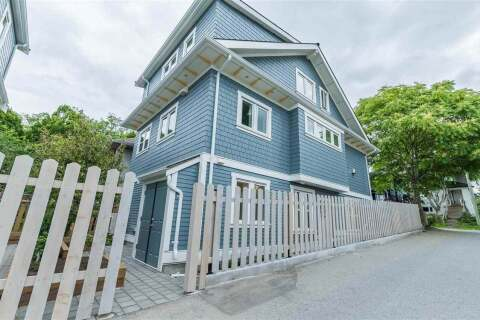 Townhouse for sale at 1723 Cotton Dr Vancouver British Columbia - MLS: R2473191