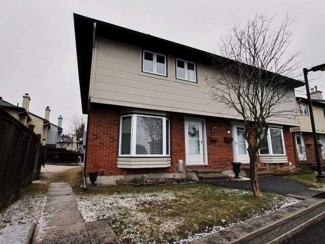 For Sale: 1723 Rodin Way, Ottawa, ON | 3 Bed, 2 Bath Townhouse for $279,500. See 20 photos!