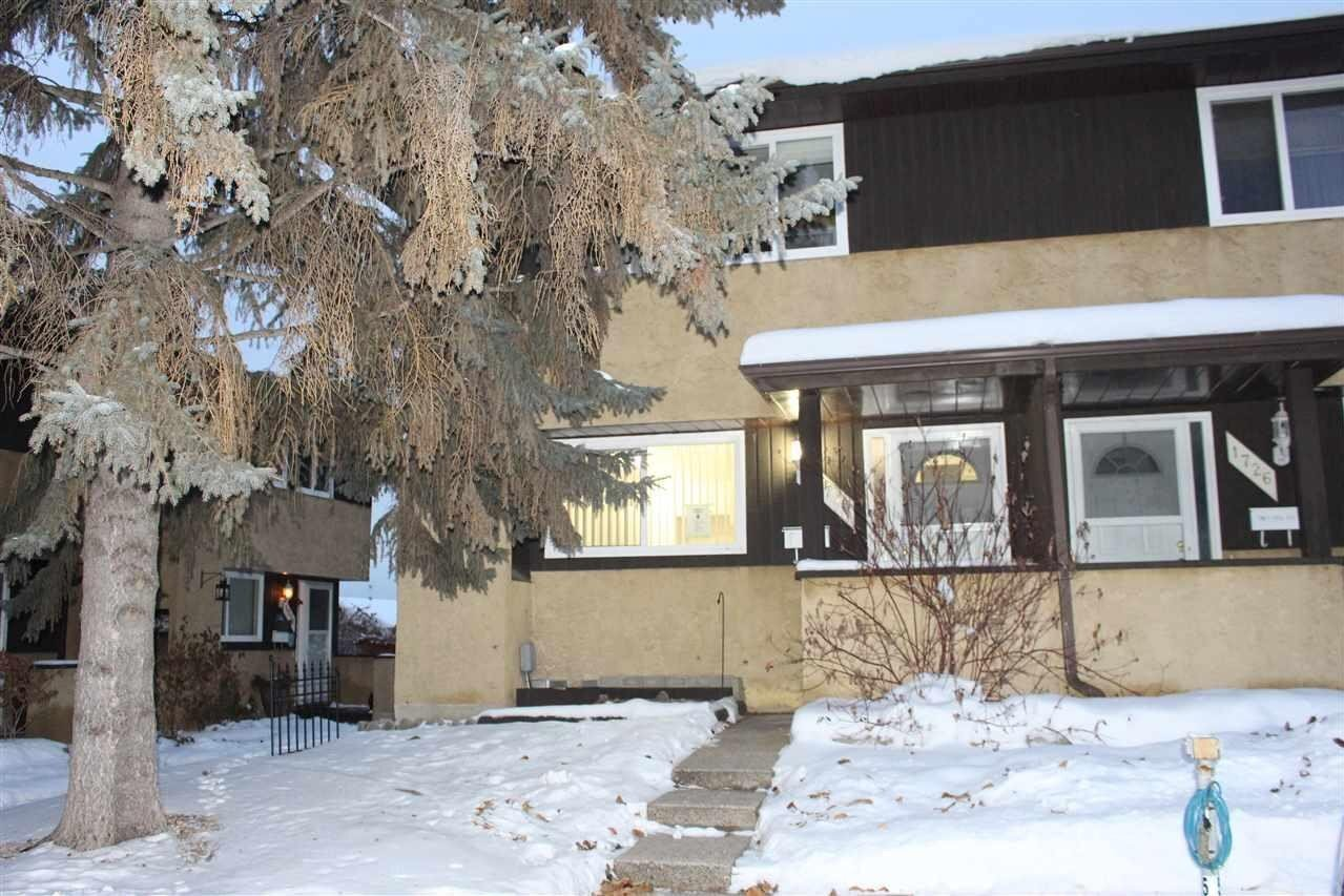Townhouse for sale at 1724 37 St NW Edmonton Alberta - MLS: E4221793