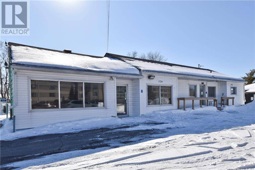 Commercial property for lease at 1724 Montreal Rd Ottawa Ontario - MLS: 1172144