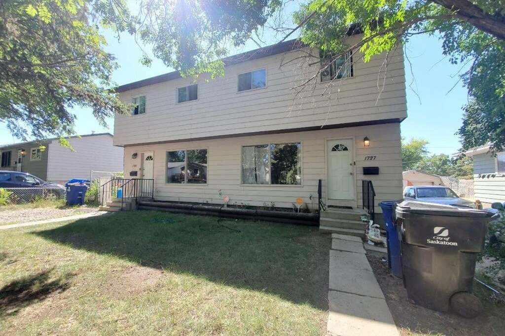 Townhouse for sale at 1727 F Ave N Unit 1725 Saskatoon Saskatchewan - MLS: SK809785